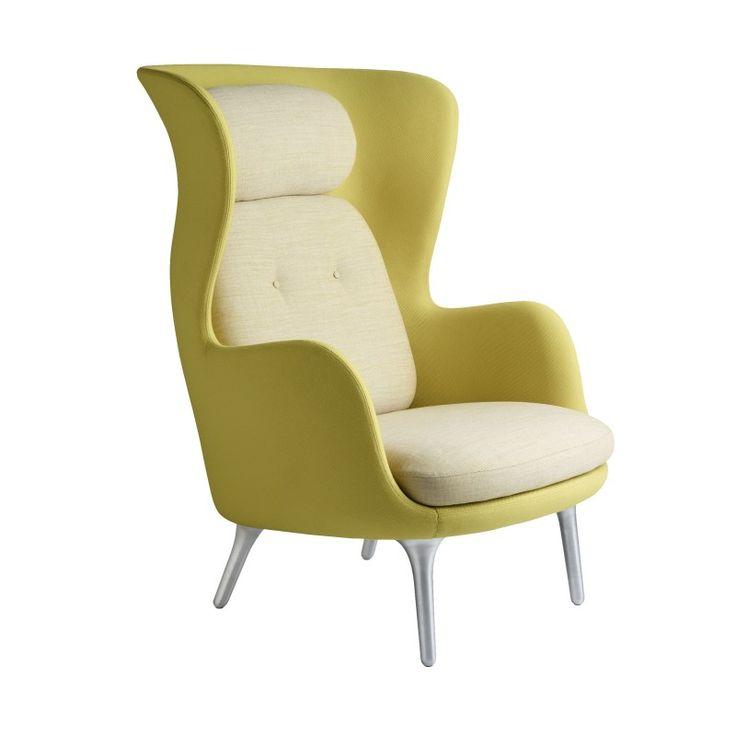 Ideal Ro Lounge Sessel von Fritz Hansen im ikarus design shop