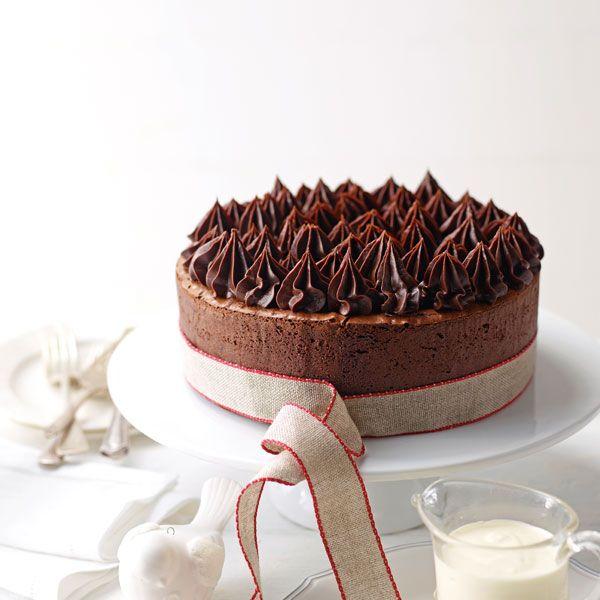 Chocolate Mudcake    Recipes   Copha