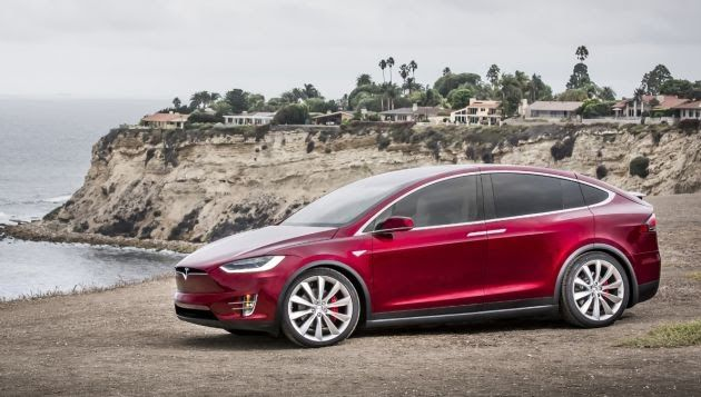 Tesla Model X Launched In The Uk Electric Vehicle News By Tesla Model X 90d Reviews Complete Car Tesla Model X Review T Tesla Model X Tesla Model Tesla Car
