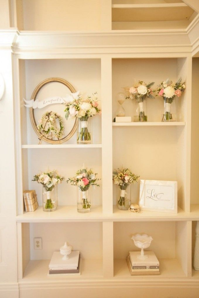Bouquet styling in bridal suite #Cedarwoodweddings Cedarwood Weddings :: Sensational New Bridal Suite | Cedarwood Weddings