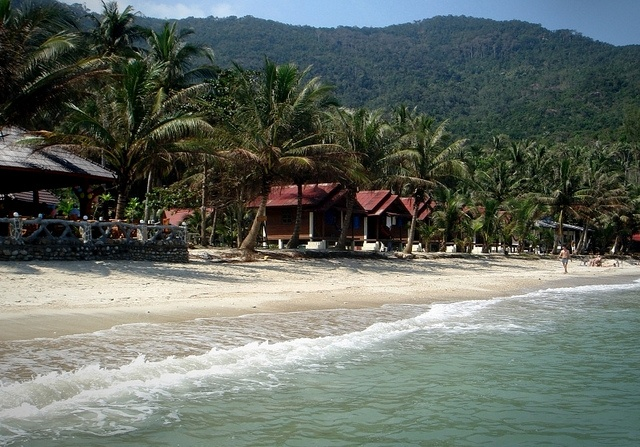 Bottle beach, koh phangan, Thailand