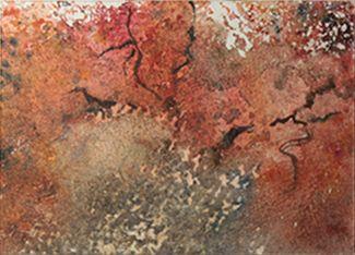 Luigi Barra Pittore: Red Tree