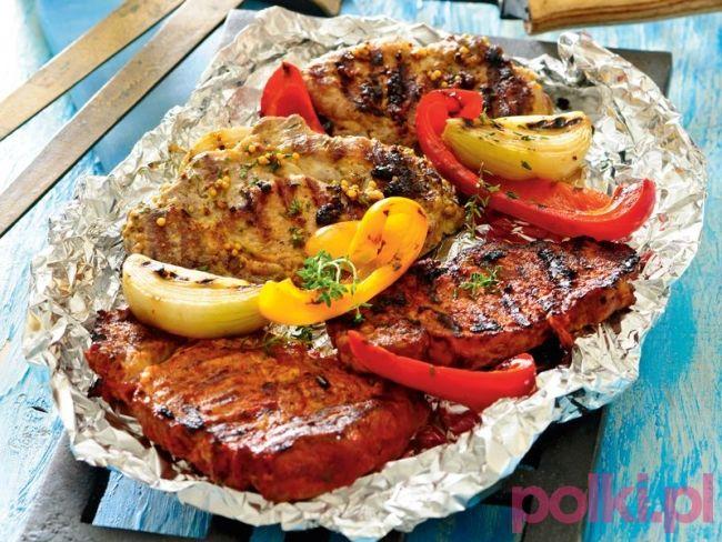 Karkówka marynowana na grilla #polkipl