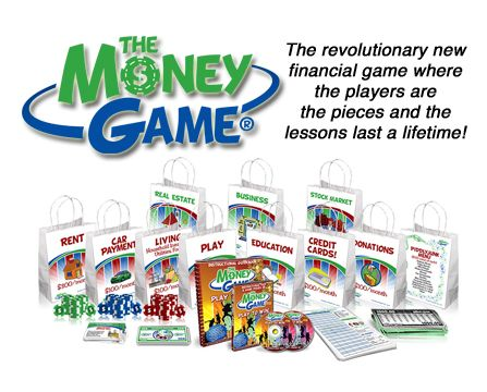 The Money Game - The easiest and most effective financial literacy education program for kids and teens