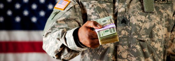Think your favorite GI Bill perks, like being able to transfer it to other family members, are safe? Think again. There are two kinds of military pay and b