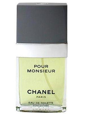 Pour Monsieur Concentree Chanel cologne - a fragrance for men 1989