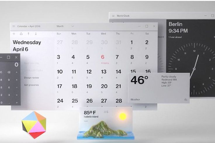 Microsoft introduced its new Fluent Design System today at Build, which it believes will usher the company into the future with a whole new look and feel for its products. The design language...
