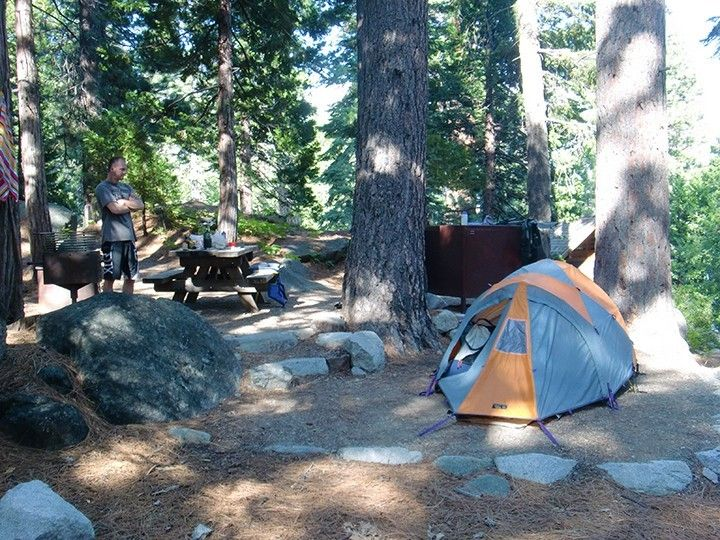 Kayak to Tahoe's Emerald Bay Boat-In Campground