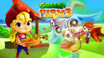 Green Farm 3 MOD APK [Unlimited Money/Cash/Coins] Hack Android v4.0.6