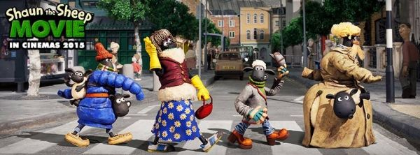Baahh-rilliant! Shaun the Sheep Movie hits Bristol cinemas on 6 February 2015