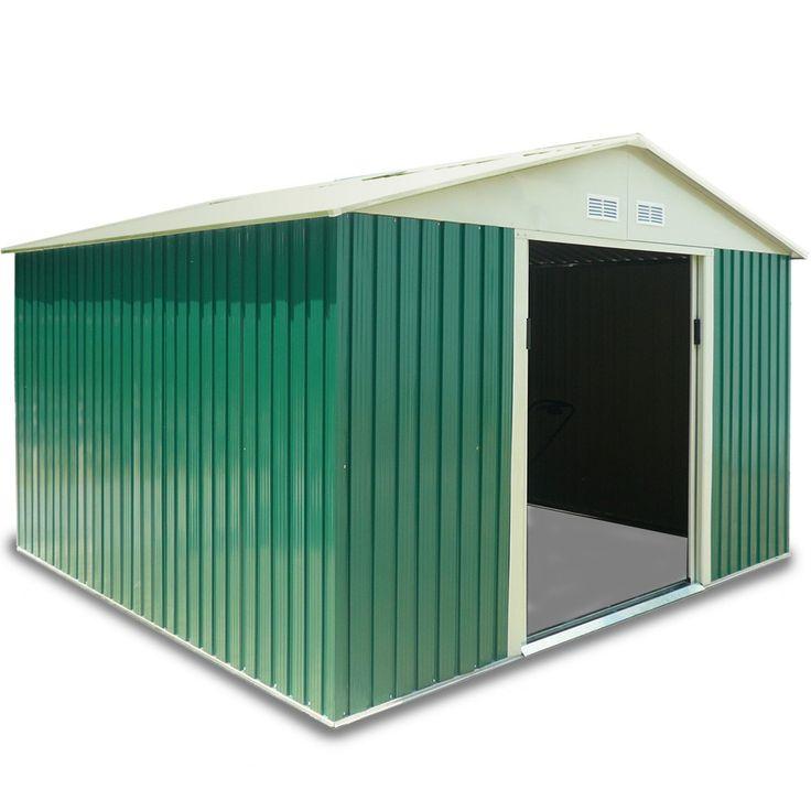 17 migliori idee su casetta in giardino su pinterest for Piccoli piani di casa con garage rv