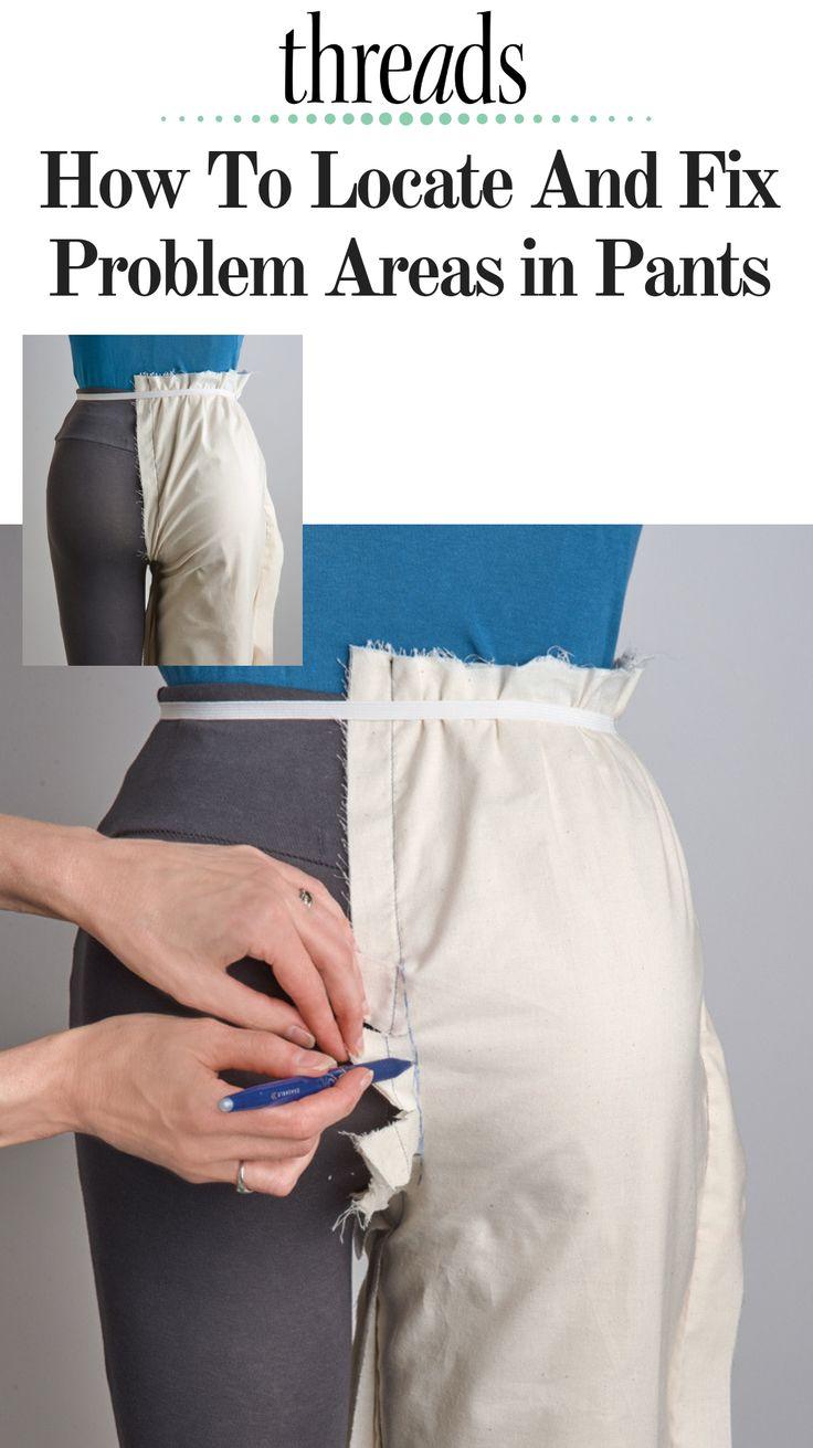 Pants Fitting