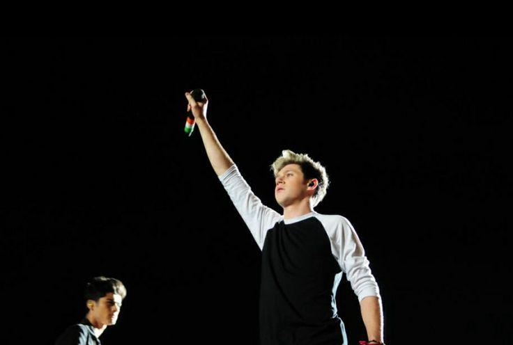One Direction at the WWA tour in Montevideo, Uruguay - 06.05.14 #7