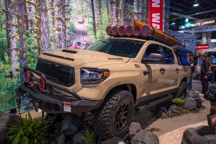 2017 Toyota Tundra Diesel >> The Coolest Four-Wheel Drives of SEMA 2017 – Expedition ...