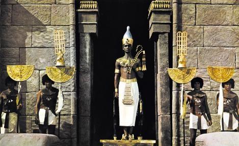 Faraon by Jerzy Kawalerowicz