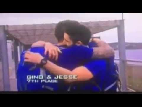 Gino and Jesse Bromance -Amazing Race Canada Season 3- THIS IS MY FAVOURITE THING OF ALL TIMES EVER.