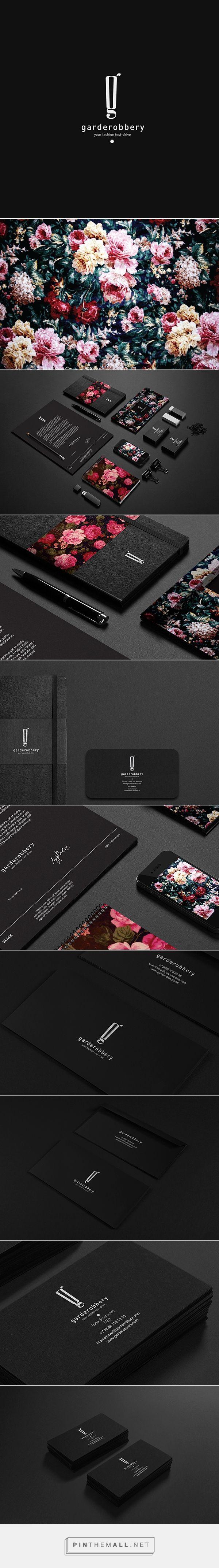 Garderobbery Branding by Pavel llyuk on Behance   Fivestar Branding – Design and Branding Agency & Inspiration Gallery