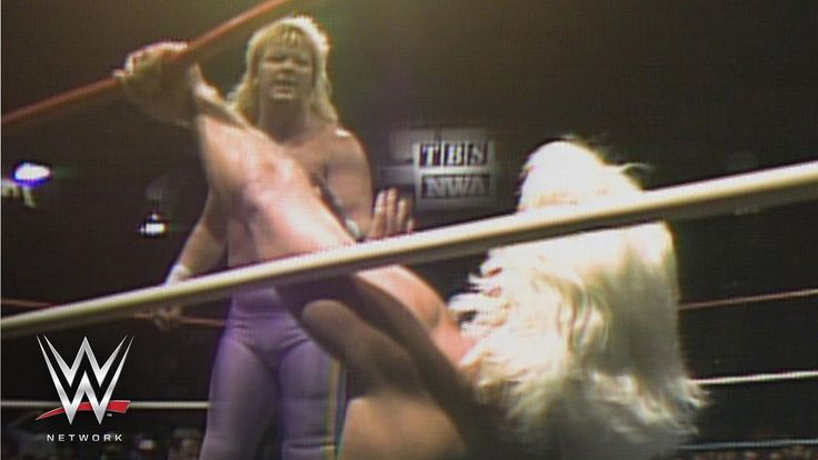 WWE Network: Ric Flair & Barry Windham vs. The Midnight Express: WCW Clash of the Champions IV