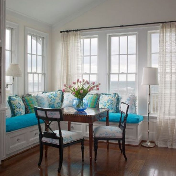 Add A Touch of Turquoise to Every Room Bright, happy, and sophisticated all at once—turquoise is a c