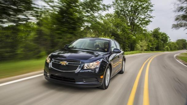 2014 Chevrolet Cruze Diesel, twisting the numbers