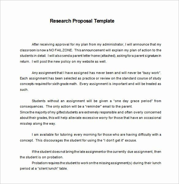Undergraduate Research Proposal Examples Best Of Choose From 40 Research Proposal Templa Research Proposal Research Proposal Template Research Proposal Example