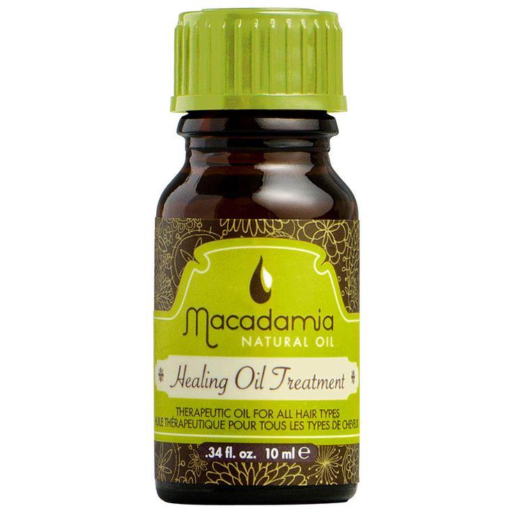 Macadamia Haaröl für trockenes, strapaziertes Haar