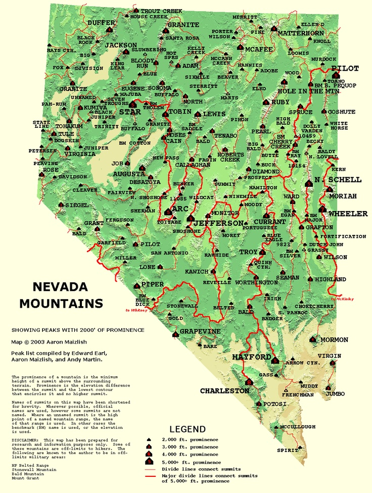 Best Map It Out Images On Pinterest Travel Nevada And - Us map vacation spots