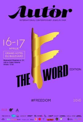 AUTOR 2016 - #TheFwordEdition