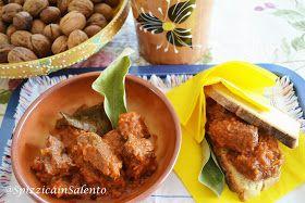Spizzica in Salento...: Pezzetti al sugo - Autentico Street Food