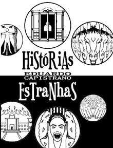 """As """"Histórias Estranhas"""" de Eduardo Capistrano são 13 contos do gênero fantástico, incorporando elementos sobrenaturais para contar excêntricas narrativas de imaginação, ilusão e sonho. Em Horribile…  read more at Kobo."""
