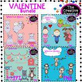 Valentine Clip Art Bundle