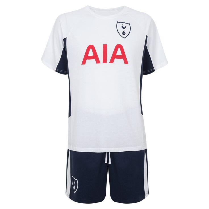 Spurs Mens 2017/18 Kit PJs   Official Spurs Shop