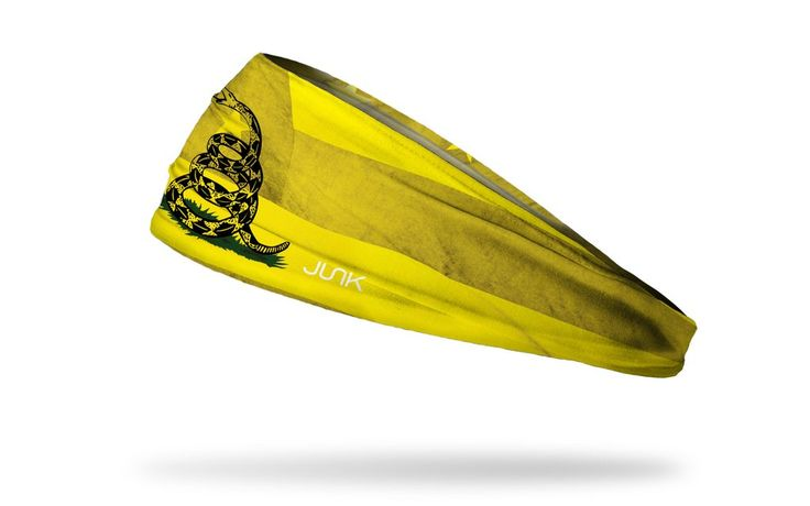 Gadsden Flag (Don't Tread On Me) Headband