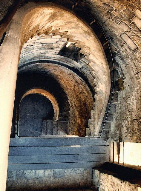Porta Soprana, Genoa ~ Medieval gate, once the main gateway to the city of Genoa.