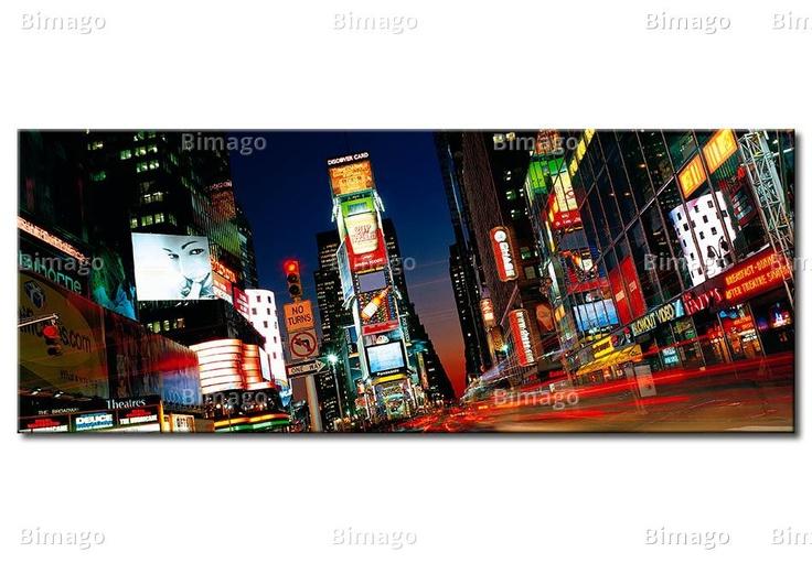 Tableau Times Square à New York