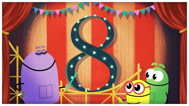 """""""The Number Eight,"""" Number Songs by StoryBots"""