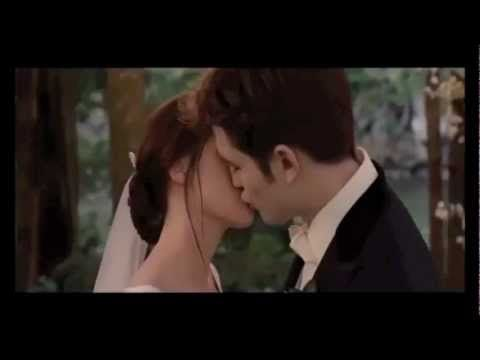 A Thousand Years part 2 Twilight Music Video - Christina Perri ft Steve ...THIS IS WHAT I WOULD WALK DOWN THE ISLE TO AND IT WLD BE AN OUT DOOR WEDDING IN THE EVENING WITH LIGHTS HANGING FROM EVERY TREE LIGHTING THE WHOLE SKY! THIS SONG IS BEAUTIFUL WITH  THEM BOTH SINGING IT! JUST BEAUTIFUL!