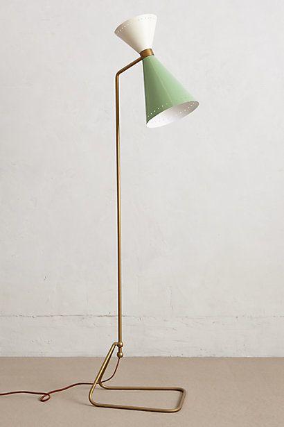 Novara Floor Lamp - anthropologie.com