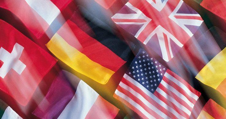 O papel de construção é um material de artesanato versátil que pode ser transformado em inúmeros projetos. É possível criar diversas bandeiras de diferentes países do mundo. Ao ...