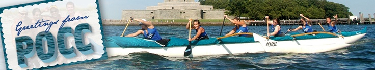 Outrigger canoe club in Philly.  How cool is that!
