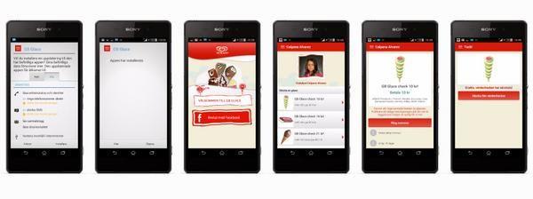 Aldrig förr har det varit enklare att uppvakta någon med en glass. Betalning sker med bara en enkel knapptryckning! Appen hittar du via länken nedan: www.kupong.se/camp/gb-app