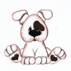 Cute Puppy...    Goma eva