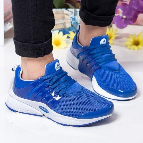 Pantofi sport dama Eliasson albastri casual