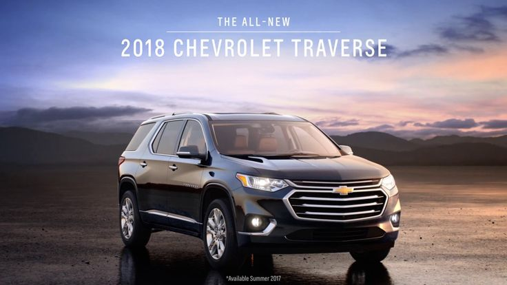 All-New 2018 Traverse | Chevrolet