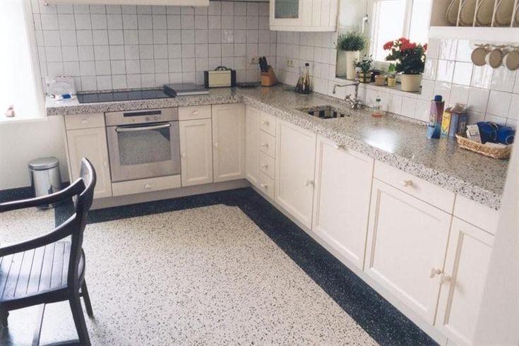granito vloer keuken - Google zoeken