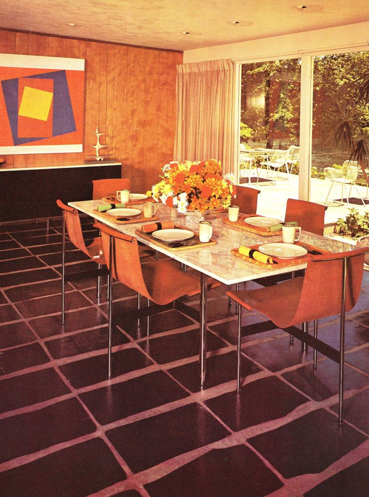205 best 1960s kitchen & dining images on pinterest | 1960s