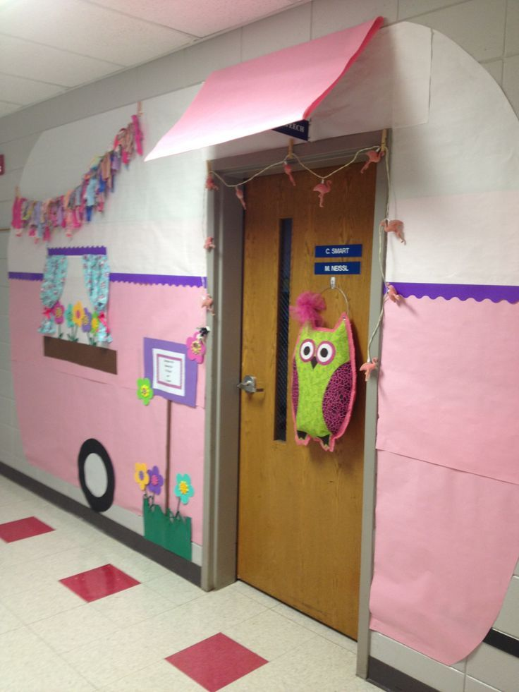 Camping Classroom Door Decoration ~ Best school entrance ideas on pinterest counseling