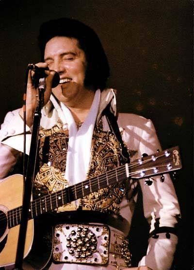 Elvis' last concert - June 26, 1977