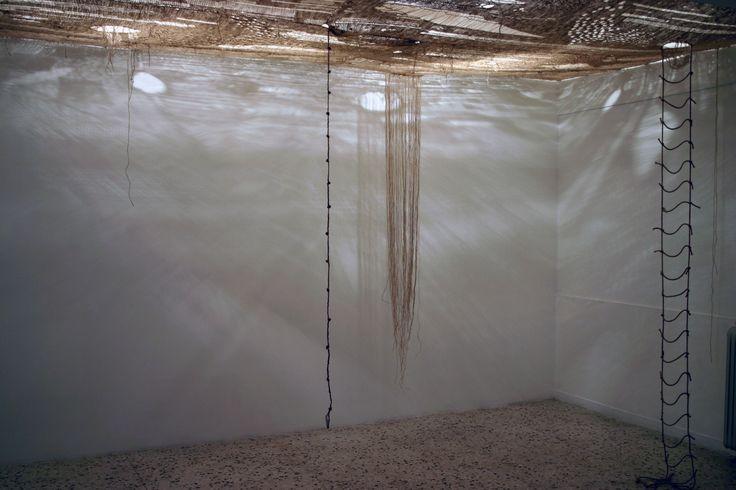 Kaziale Stavroula In situ Installation  @ E31 Gallery