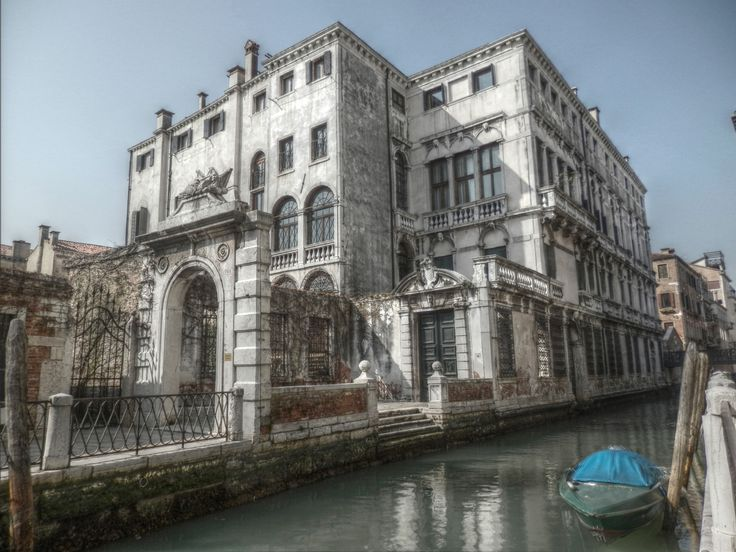 Palazzo Gradenigo in Venice by Eugenio Penzo on 500px
